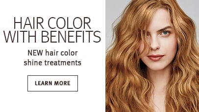 Click here to learn more about our new hair shine treatments