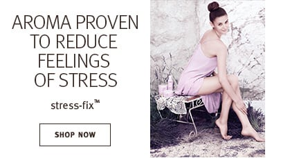 Click shop now button to shop stress-fix body care