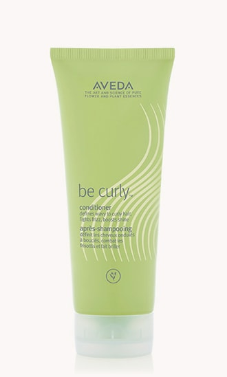 "be curly<span class=""trade"">™</span> conditioner"