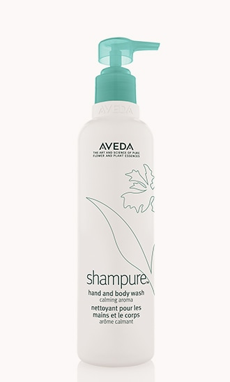 "shampure<span class=""trade"">™</span> hand and body wash"