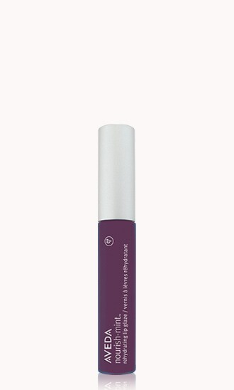 "nourish-mint<span class=""trade"">™</span> rehydrating lip glaze"