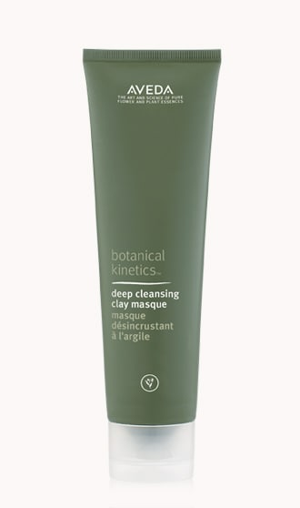 "botanical kinetics<span class=""trade"">™</span> deep cleansing clay masque"