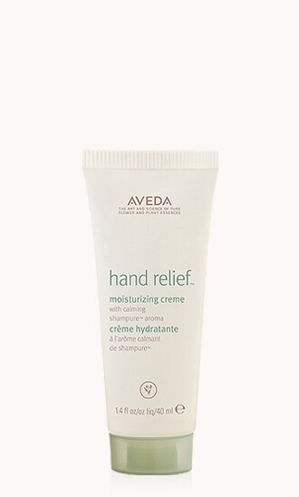 hand relief™ moisturizing creme with calming shampure™ aroma