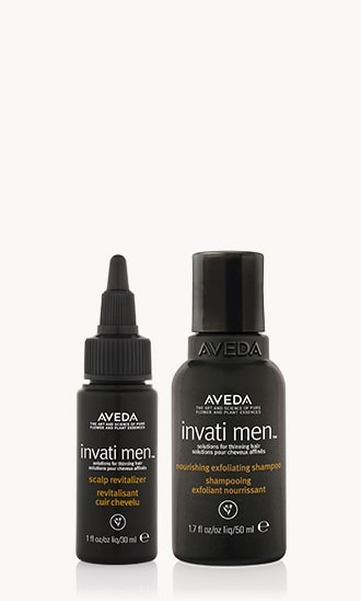 "invati men<span class=""trade"">™</span> travel size system"