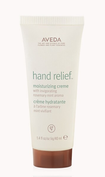 hand relief™ moisturizing creme with rosemary mint aroma