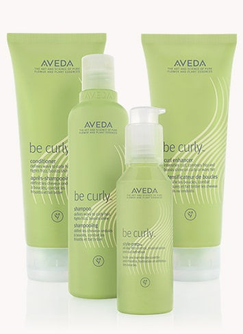 Be Curly Set Aveda